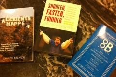 Shorter Faster Funnier
